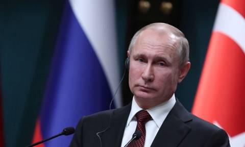 Πούτιν: «Να επικρατήσει η λογική» στην υπόθεση Σκριπάλ - Επικοινωνία με τον Πατριάρχη Βαρθολομαίο