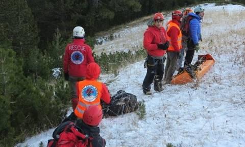 Μέτρα για την πρόληψη ατυχημάτων στο βουνό προτείνει η Ελληνική Ομάδα Διάσωσης