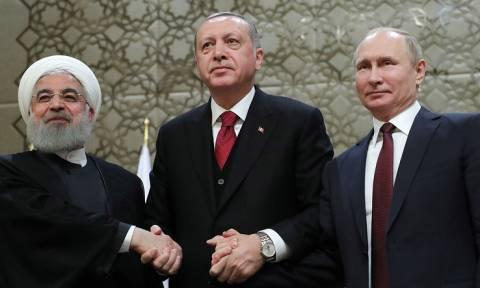 Путин и Эрдоган наметили пути развития сотрудничества России и Турции