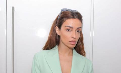 Η Ελένη Φουρέιρα πόσταρε την καυτή της φωτογραφία