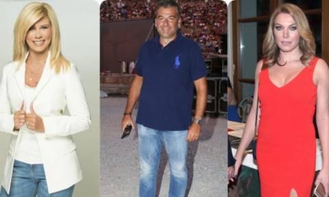 Το μεγάλο μυστικό του Αντ1. Υποψήφιοι; Στεφανίδου, Κουτσελίνη και Λιάγκας