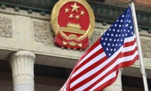 Κλιμακώνεται η κόντρα ΗΠΑ - Κίνας με αφορμή τους εμπορικούς δασμούς
