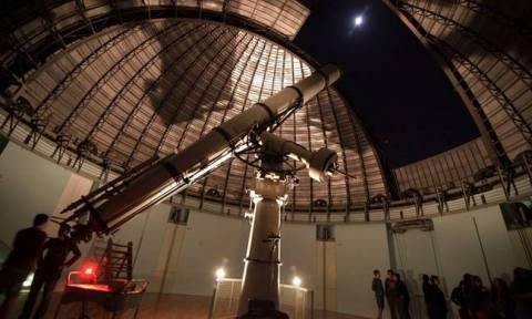 Σεμινάρια αστρονομίας για ενήλικες διοργανώνει το Εθνικό Αστεροσκοπείο Αθηνών
