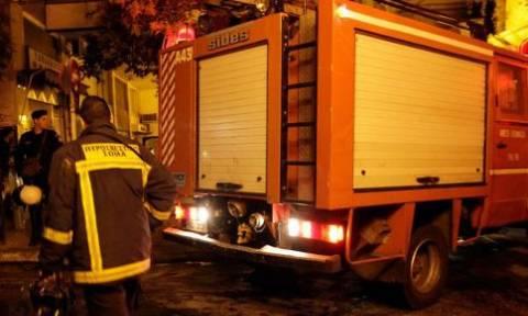 Πυρκαγιά σε διαμέρισμα στο Γκύζη - Απεγκλωβίστηκε ένα άτομο