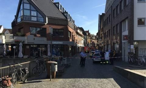 Αιματοβαμμένο Πάσχα στη Γερμανία: Αυτός είναι ο οδηγός που σκόρπισε το θάνατο στο Μύνστερ (vids)