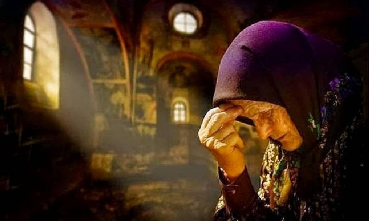 Φώτης Κόντογλου: Ω! Πόσο αληθινά πίστη είναι η ορθόδοξη πίστη του λαού μας!