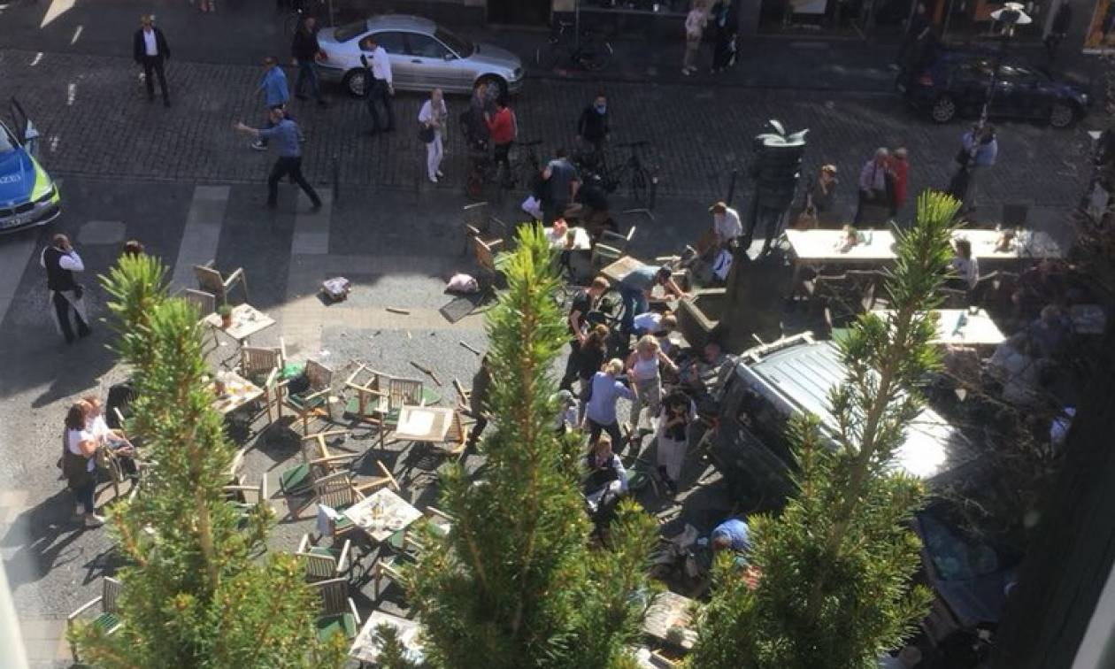 Τρομοκρατική επίθεση στο Μύνστερ της Γερμανίας: Σκοτεινά σημεία και αναπάντητα ερωτήματα