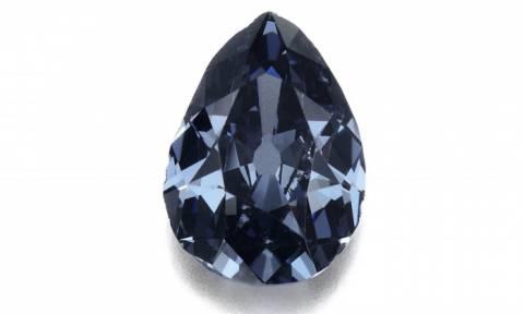 Σε δημοπρασία το περίφημο βασιλικό διαμάντι «Μπλε Φαρνέζε» (pic)