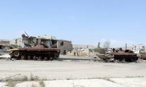 Συρία: Το Ισραήλ κατηγορεί η Δαμασκός για την επίθεση στο στρατιωτικό αεροδρόμιο της Χομς