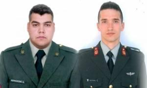 Έλληνες στρατιωτικοί: Έκτακτο επισκεπτήριο από τους γονείς τους - «Μου αναπτέρωσαν το ηθικό»