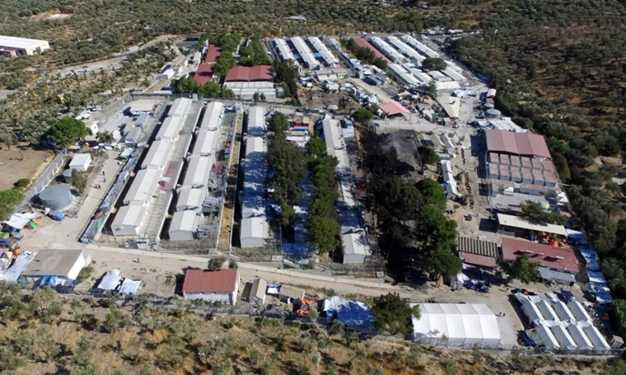 467f51560c3 Εκρηκτική η κατάσταση στη Μυτιλήνη: Επεισόδια στη Μόρια και νέες αφίξεις  μεταναστών