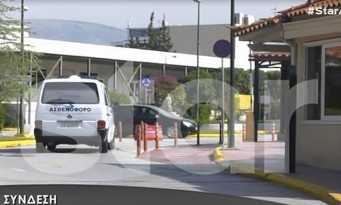 Κωνσταντίνος Αγγελίδης: Εξιτήριο από το νοσοκομείο - Μεταφέρθηκε σε θεραπευτήριο – Τα πρώτα πλάνα