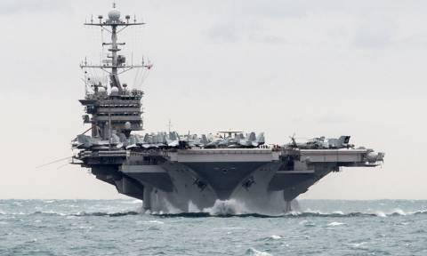 Δραματικές ώρες: Οι ΗΠΑ στέλνουν αεροπλανοφόρο και πολεμικά πλοία στη Μεσόγειο