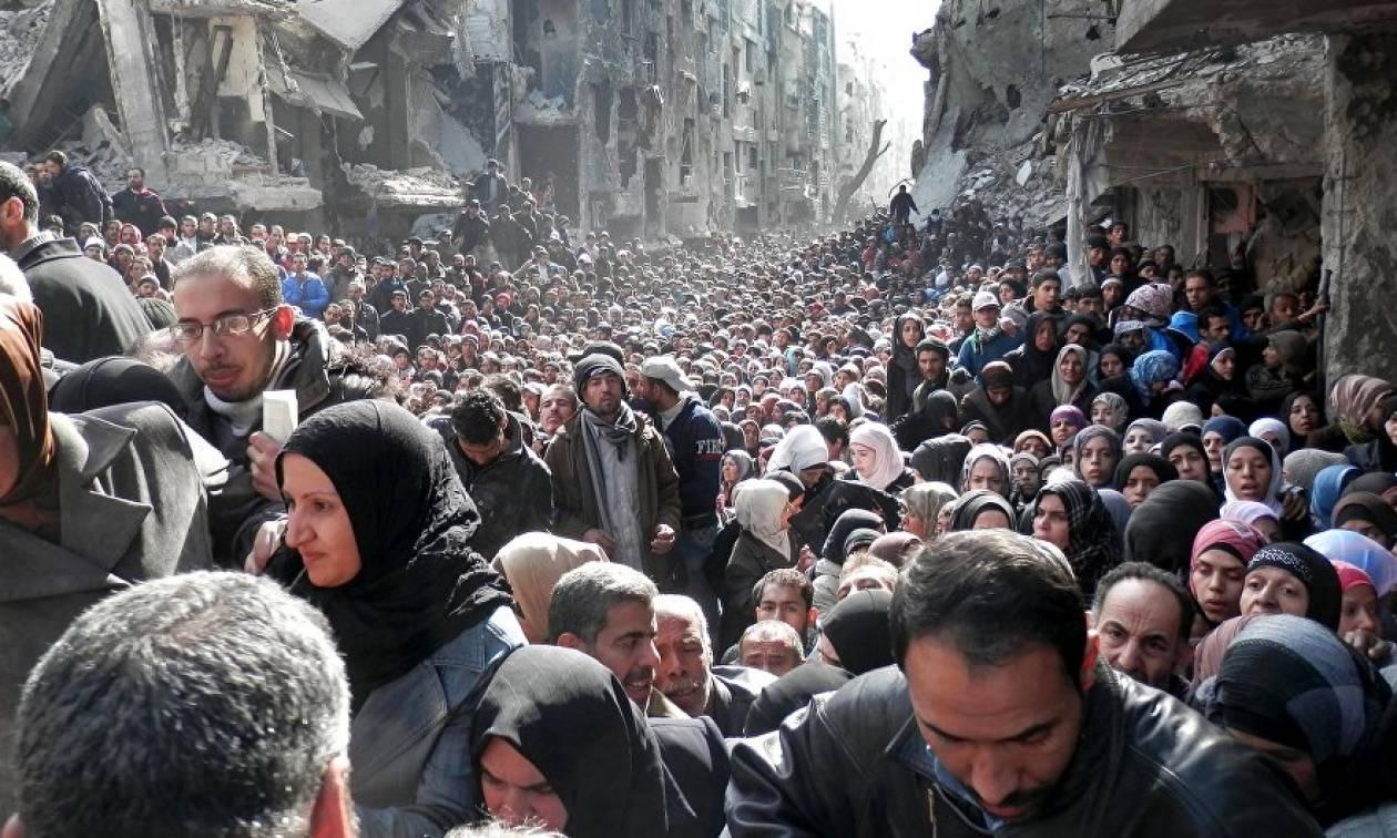 Συρία: Σχεδόν 700.000 οι εκτοπισμένοι από την αρχή του 2018