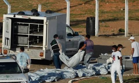 Βραζιλία: Δεκάδες νεκροί σε απόπειρα ομαδικής απόδρασης φυλακισμένων στα βόρεια της χώρας