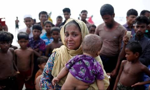 Μπαγκλαντές: Υποσιτισμένα και με αναιμία τα παιδιά που ανήκουν στη μειονότητα Ροχίνγκια