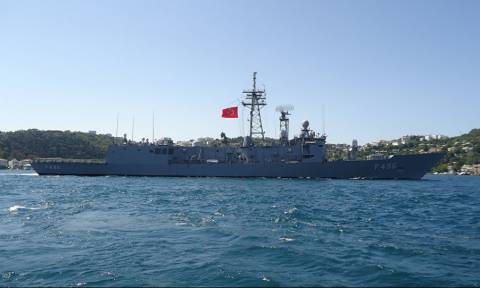 Εκτός ορίων οι Τούρκοι: Απείλησαν και τη νήσο Στρογγύλη πριν από το επεισόδιο στη Ρω!