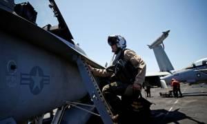 Πυρετός προετοιμασιών για «πολεμική απάντηση» των ΗΠΑ  στην Μεσόγειο