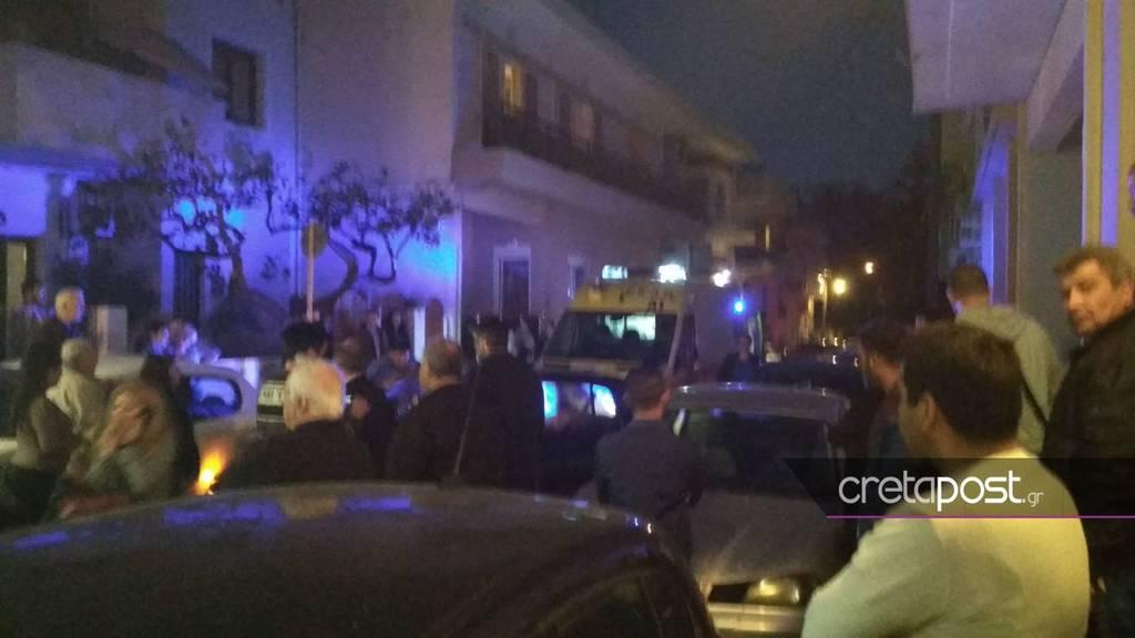 Τραγωδία στο Ηράκλειο: Πατέρας έπαθε ανακοπή μπροστά στην οικογένειά του