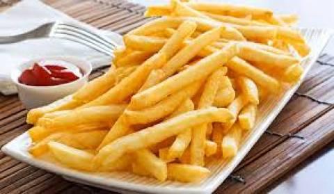Η άγνωστη καρκινογόνος ουσία στις τηγανιτές πατάτες - Νέα οδηγία της Ε.Ε.