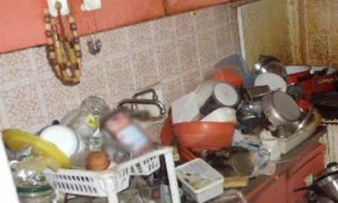 Ηλεία: Ο ενοικιαστής άφησε το σπίτι σε αυτή την κατάσταση – Σε σοκ ο ιδιοκτήτης