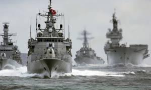 Μετά τη «βύθιση ελληνικού πλοίου», οι Τούρκοι κάνουν πρόβες απόβασης σε ελληνικό νησί!