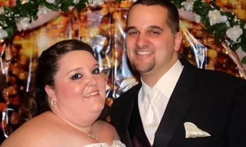 Νύφη έμεινε... μισή μετά το γάμο. Η εικόνα με το νυφικό της σοκάρει, χρόνια μετά... (photos)