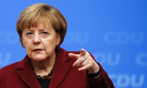 «Βόμβα» Μέρκελ: Τι δήλωσε για την εμπλοκή της Γερμανίας σε ενδεχόμενη επίθεση κατά της Συρίας
