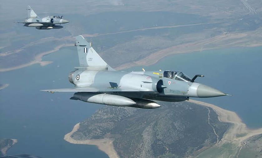 Πτώση Mirage στη Σκύρο: Αυτός είναι ο πιλότος του μοιραίου αεροσκάφους