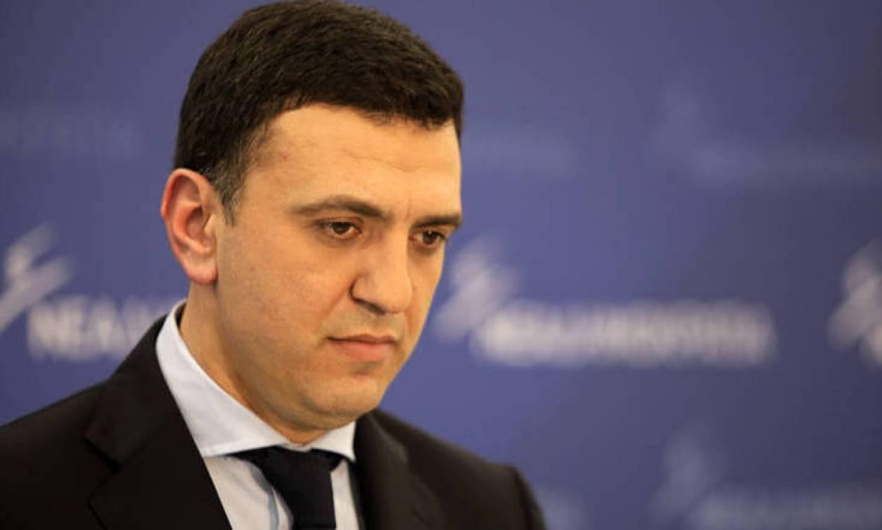 Πτώση Mirage: Θρήνος για την Ελλάδα και τις Ένοπλες Δυνάμεις μας, λέει ο Κικίλιας