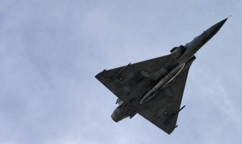 Πιλότος Mirage 2000: «Ο νούμερο 1 συνετρίβη στη θάλασσα»