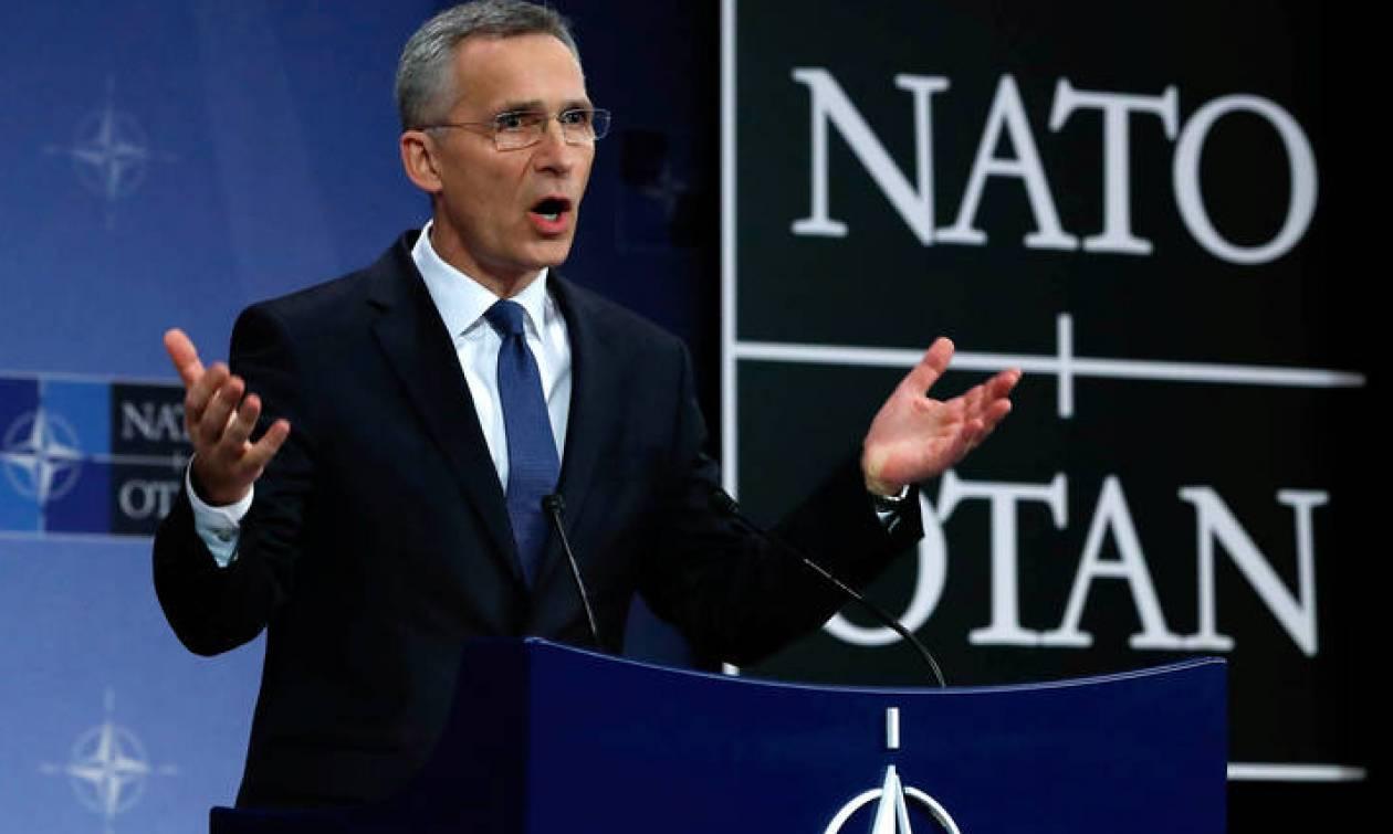 Στόλτενμπεργκ: Δεν θέλουμε έναν νέο ψυχρό πόλεμο με τη Ρωσία