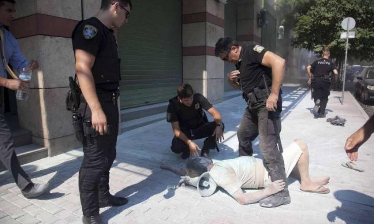 Θεσσαλονίκη: Ο 62χρονος είχε λουστεί με βενζίνη ακόμη δύο φόρες! Ποιος ήταν ο φύλακας άγγελός του