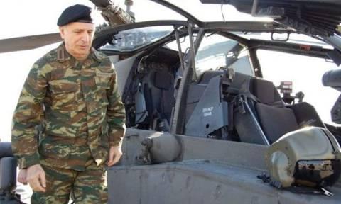 Πτώση Mirage: Συγκλονιστική ανάρτηση του στρατηγού Ζιαζιά για το θάνατο του Γιώργου Μπαλταδώρου
