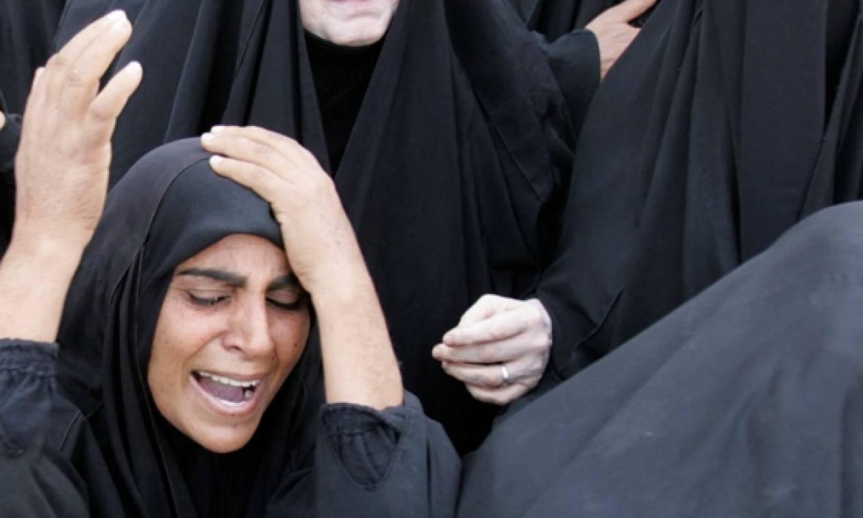 Εικόνες φρίκης στο Ιράκ: Πυροδότησαν βόμβα κατά τη διάρκεια κηδείας – Τουλάχιστον 25 νεκροί