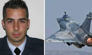 Mirage 2000-5: Τα τελευταία λόγια του Γιώργου Μπαλταδώρου πριν τη συντριβή του μαχητικού