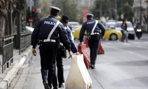 Ποιοι δρόμοι θα είναι κλειστοί στην Αθήνα την Κυριακή