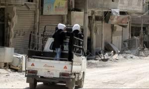 Αποδείξεις ότι ο Άσαντ ευθύνεται για την επίθεση με χημικά λένε ότι έχουν ΗΠΑ και Γαλλία