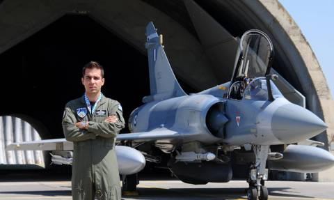 Πτώση Mirage: Σήμερα η τελευταία «πτήση» του Σμηναγού Γεώργιου Μπαλταδώρου