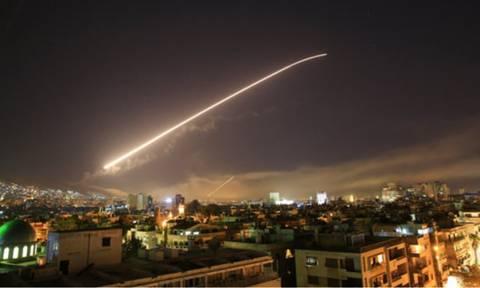 Ρωσία: Αναχαιτίσαμε τους περισσότερους πυραύλους του Τραμπ στη Συρία - Δείτε βίντεο