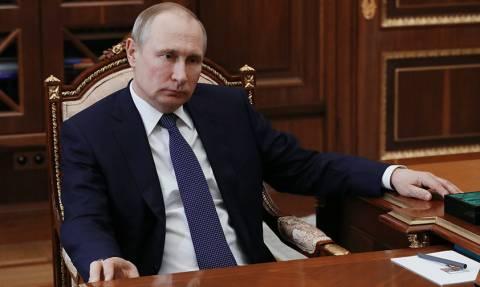 Πόλεμος Συρία: Ηχηρή απάντηση Πούτιν για το βομβαρδισμό