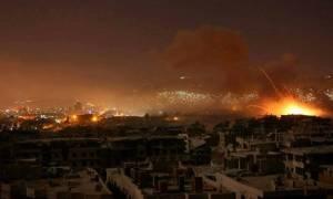Πόλεμος Συρία: Οργή Χαμενεΐ για τους βομβαρδισμούς - «Τραμπ, Μακρόν και Μέι είστε εγκληματίες»