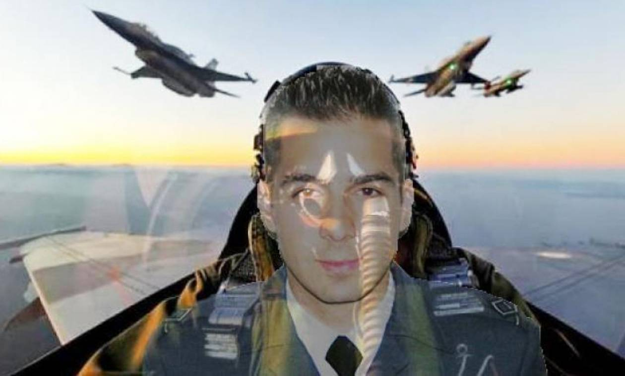 «Σε φοβήθηκε ο ουρανός και σε τρόμαξε η θάλασσα» - Το συγκλονιστικό τελευταίο αντίο στον ήρωα πιλότο