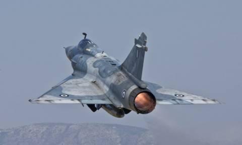 Εντοπίστηκε το «μαύρο κουτί» του μοιραίου Mirage 2000-5