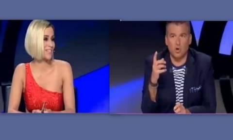 Λιάγκας -Μπουλέ: Το παρασκήνιο της συνάντησής τους στο Dancing: «Ούτε γεια δεν είπαν»!