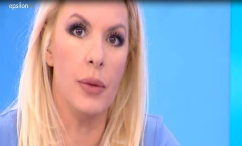 Αννίτα Πάνια: Άστραψε και βρόντηξε on air – Tι συνέβη και της «γύρισε το μάτι»;