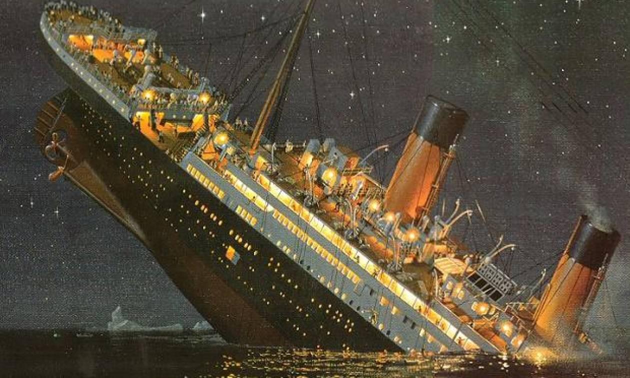 Σαν σήμερα το 1912 βυθίζεται ο «Τιτανικός»