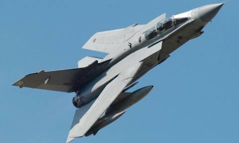 Συρία: Αυτούς τους στόχους έπληξαν τα βρετανικά Tornado