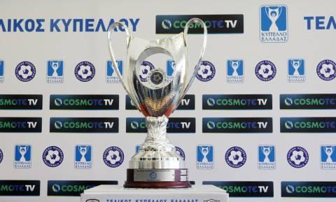 Κύπελλο Ελλάδας: Στο ΟΑΚΑ και με κόσμο ο τελικός με… εντολή FIFA!