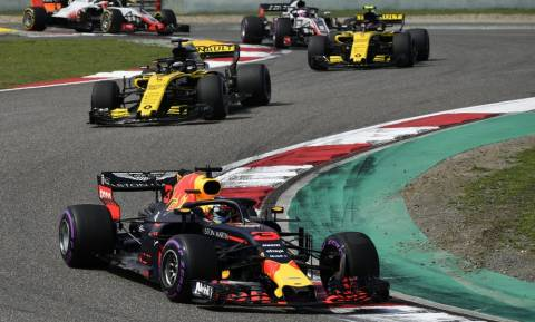 Formula 1: Αυτοκράτορας… ο Ρικιάρντο στην Κίνα! (pics)
